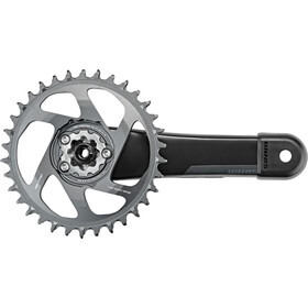 SRAM XX1 Eagle DUB Crankset 12-speed 34T black